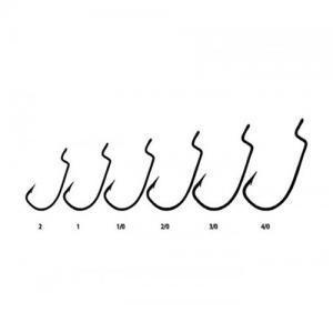 Крючки FUDO Worm 108