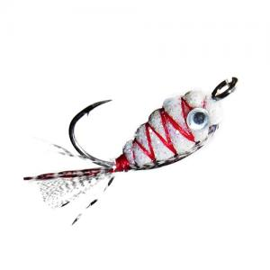 Floating Jig Minnow White