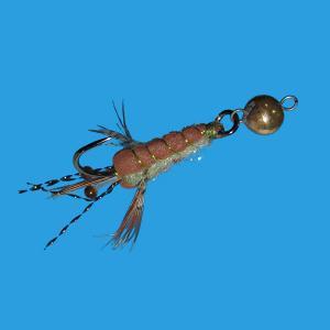 Floating Crayfish Brown