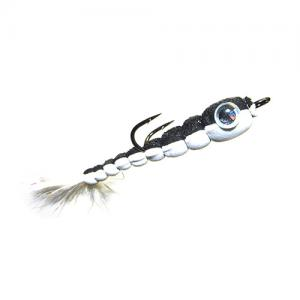Perch Floating Minnow White-Black