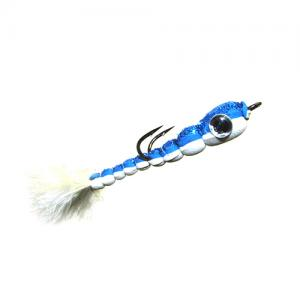 Perch Floating Minnow White-Blue
