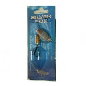 Блесна Silver Fox Vibro б/хвоста