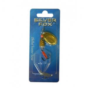 Блесна Silver Fox Vibro с кембриком