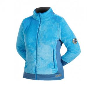 Куртка женская флисовая NORFIN Moonrise Blue