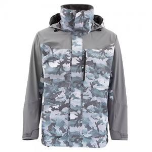 Куртка Simms Challenger Jacket Hex Flo Camo Grey Blue XXL
