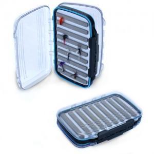 Коробка большая водонепроницаемая с прозрачными крышками STRIKE