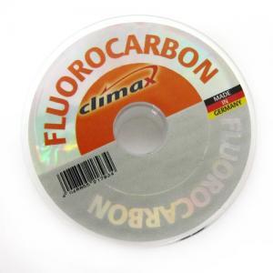 Поводочный материал-флюорокарбон CLIMAX Fluorocarbon Ice