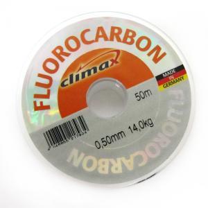 Поводочный материал-флюорокарбон CLIMAX Fluorocarbon