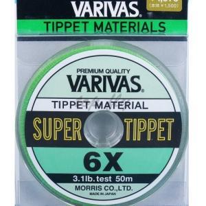 Поводочный материал VARIVAS Super Nylon Tipet