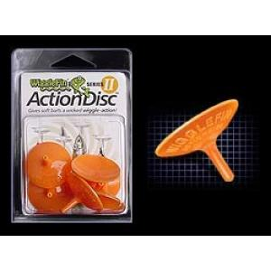 Лопасти для стримеров ActionDisc - Orange [Оранжевый]