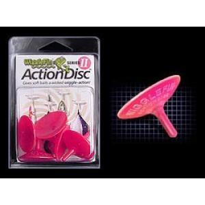 Лопасти для стримеров ActionDisc - Hot Pink [Розовый]