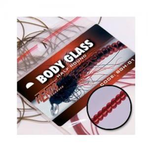 Винилриб полукруглый HENDS Body Glass Half Round Micro - Wine Red [Винный]