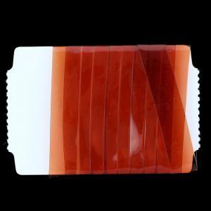 Пленка SYBAI Stretch Glass - Fiery Brown [Коричнево-пламенный]