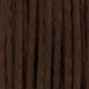 Синель WAPSI Ultra Chenille Medium - Dark Brown [Темно-коричневый]