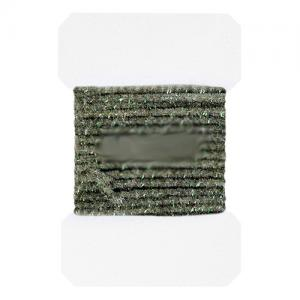 Синель WAPSI Wooly Bugger Chenille Small - Gray Brown [Серо-коричневый]