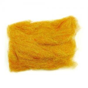 Даббинг WAPSI Antron Sparkle Dubbing - Ginger Variant [Оранжево-коричневый]