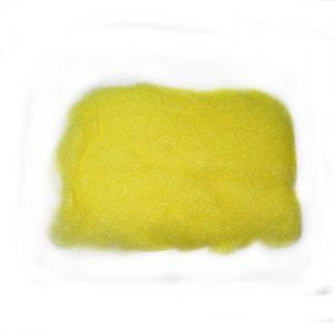 Даббинг WAPSI Antron Sparkle Dubbing - Bright Yellow [Ярко-желтый]