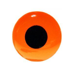 Глазки SYBAI 3D Epoxy Eyes - Fluo Orange [Флуо-оранжевый]
