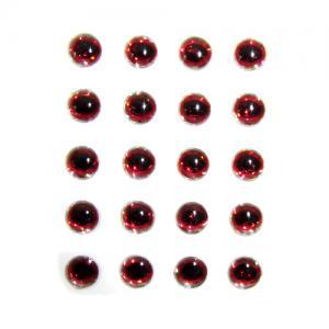 Глазки STRIKE 3D Holographic Eyes - Red [Красный]