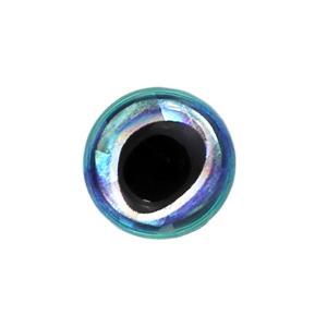 Глазки SYBAI Ultra 3D Epoxy Eyes - Aquamarine [Аквамариновый]