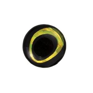 Глазки SYBAI Ultra 3D Epoxy Eyes - Black/Gold [Черный/Золотой]