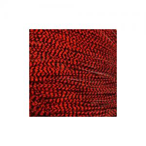 Перья седла петуха WHITING Cock Feathers - Grizzly Red [Гризли красный]
