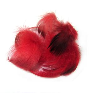 Перья селезня STRIKE Mallard Duck - Red [Красный]