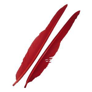 Гусиные биоты STRIKE Goose Biots - Red [Красный]
