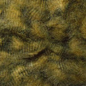 Перья марабу гризли HENDS Grizzly Marabou - Olive Black [Оливково-черный]