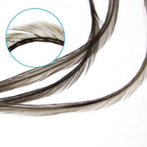 Перья седла петуха WHITING Cock Feathers - Dark Gray [Темно-серый]