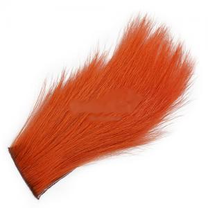 Мех козы WAPSI Arctic Goat - Fluo Fire Orange [Флуо пламенно-оранжевый]