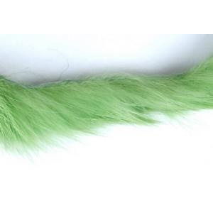 Полоски меха кролика продольные STRIKE Rabbit Strip - Olive Green [Оливково-зеленый]
