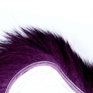 Полоски меха кролика продольные STRIKE Rabbit Strip - Violet [Фиолетовый]