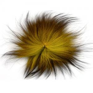 Мех песца STRIKE Arctic Fox - Grizzly Olive [Гризли оливковый]