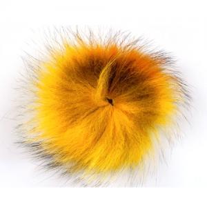 Мех песца STRIKE Arctic Fox - Grizzly Yellow [Гризли жёлтый]