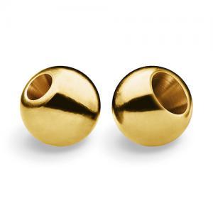 Латунные головки STRIKE Bead Heads - Gold [Золотой]