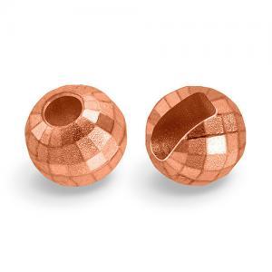 Вольфрамовые головки с вырезом граненые STRIKE Faceted Tungsten Heads - Copper [Медный]