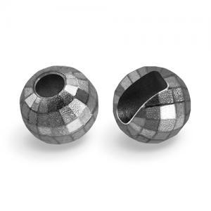Вольфрамовые головки с вырезом граненые STRIKE Faceted Tungsten Heads - Natural [Натуральный]