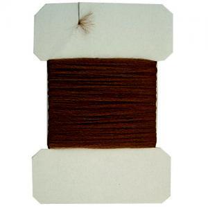 Пряжа WAPSI Antron Yarn - Dark Brown [Темно-коричневый]