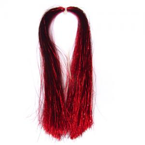Плоские волокна STRIKE Flashabou - Red [Красный]