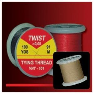 Монтажная нить HENDS Twist Tying Thread - Light Khaki [Хаки]