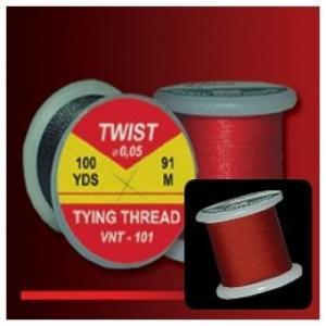 Монтажная нить HENDS Twist Tying Thread - Red [Красный]