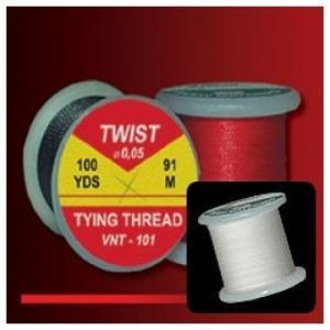 Монтажная нить HENDS Twist Tying Thread - White [Белый]