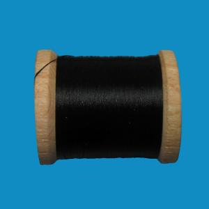 Монтажная нить STRIKE Tying Thread 12/0 - Black [Черный]