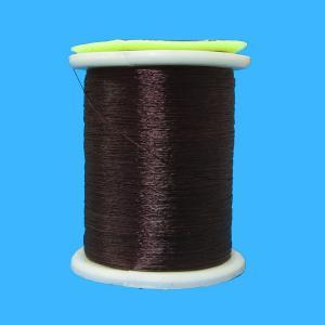 Монтажная нить STRIKE Tying Thread 8/0 - Dark Brown [Темно-коричневый]