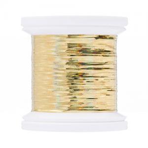 Плоский люрекс HENDS Holographic Tinsel - Gold [Золотой]