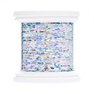 Плоский люрекс HENDS Holographic Tinsel - Silver [Серебряный]