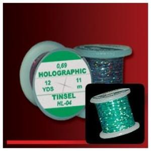 Плоский люрекс HENDS Holographic Tinsel - Green [Зеленый]