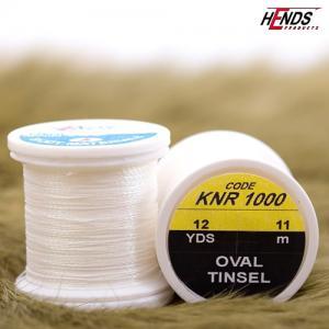 Овальный люрекс HENDS Oval Tinsel - Pearl [Перламутровый]