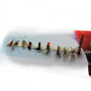 Набор сухих мух
